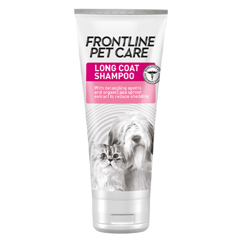 Frontline Pet Care Long Coat Shampoo