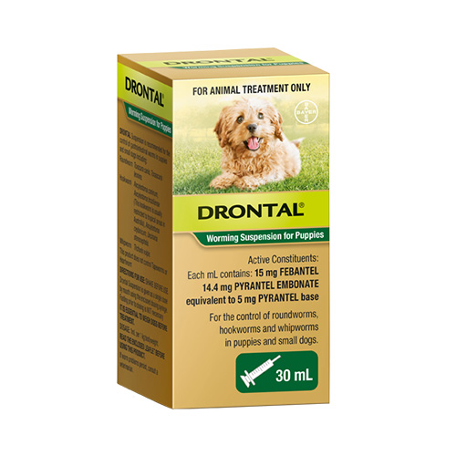 Drontal Wormers