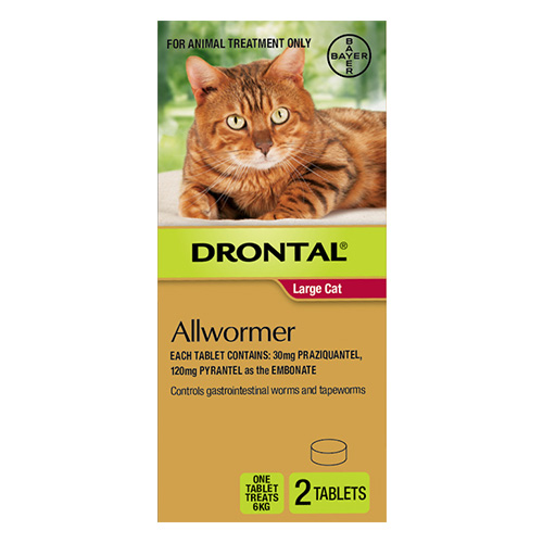 Drontal For Cats Buy Drontal Wormer Tabs For Cats Online