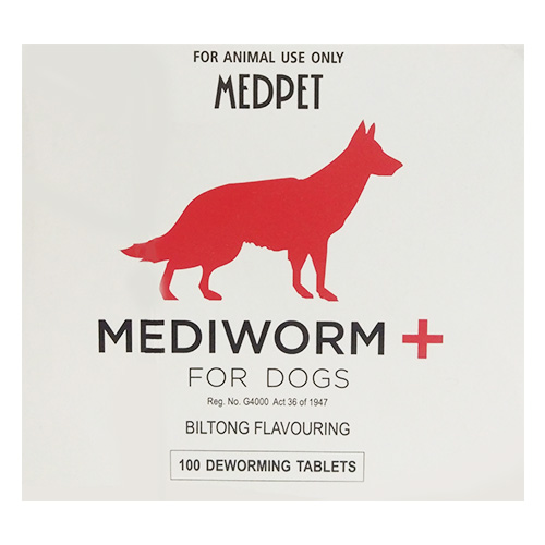 Mediworm Plus Wormer
