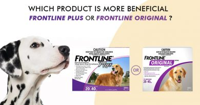 Frontline Plus and Frontline Original