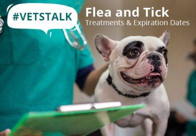 VetsTalk :Flea and Tick Treatments and Expiration Dates