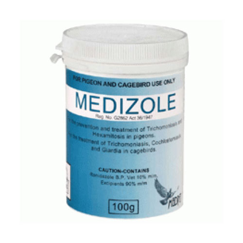 Medizole for Birds
