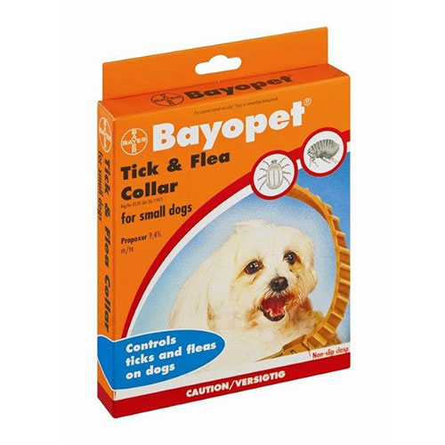 Bayopet Tick & Flea Collar for Dogs
