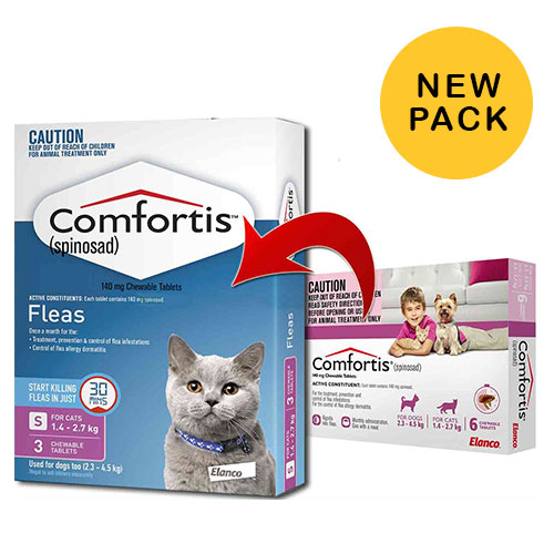Comfortis for Cats