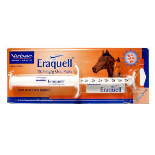 Eraquell Wormer Paste for Horse