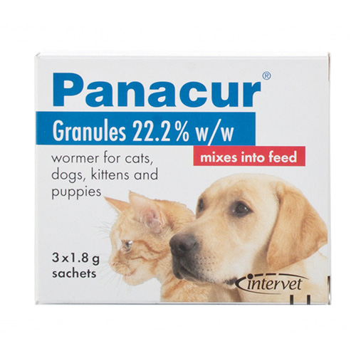 Panacur Granules  for Dogs