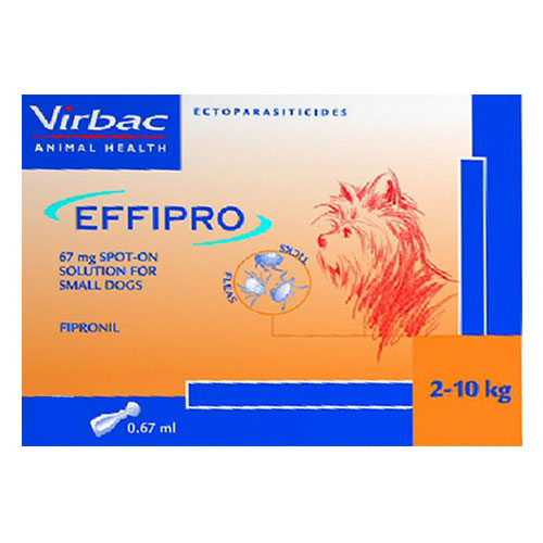 Effipro Spot-On Solution for Dogs
