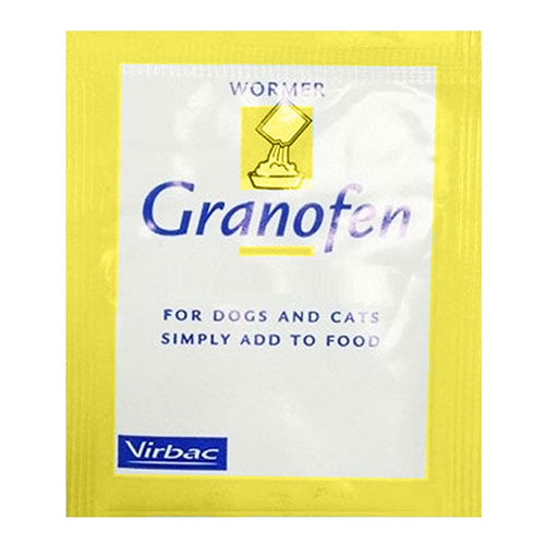 Granofen Worming Granules for Cats