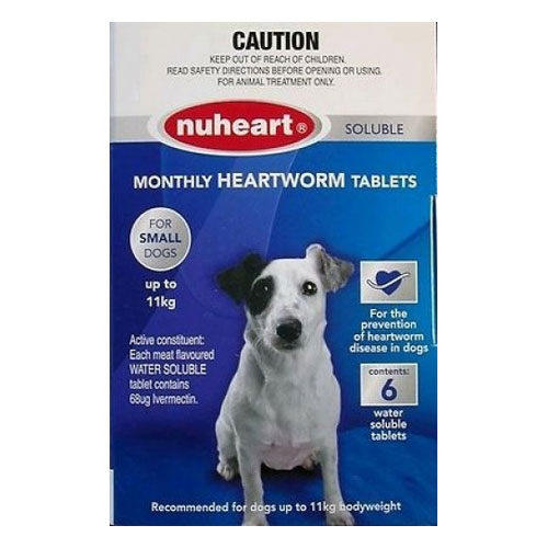 Nuheart for Dogs